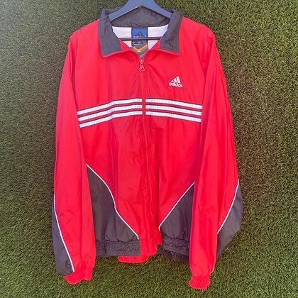 3 stripe | 90's adidas windbreaker