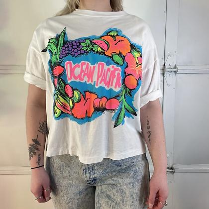 Fruit Mash Up | Vintage T-Shirt