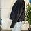 Thumbnail: Black magic | Vintage velvet jacket