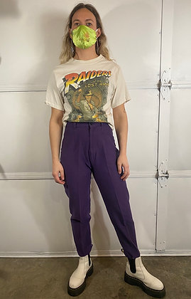 Grapeness | Vintage Purple Pants