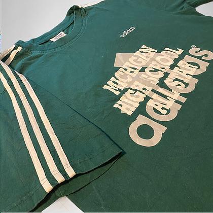 3 stripe | Adidas high school T-shirt