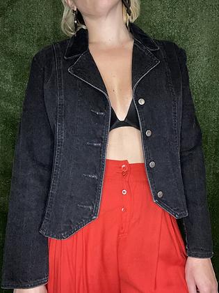 Fan girl | Vintage cropped jacket