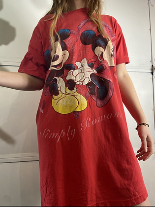 Lover Lover | Vintage Minnie and Mickey T-shirt