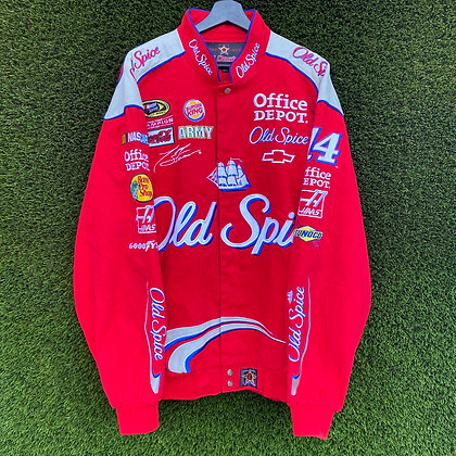 Old spice and all things nice | vintage nas car jacket