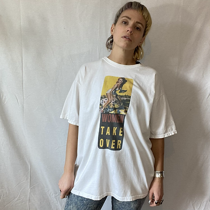 Girls rule | vintage  T-shirt