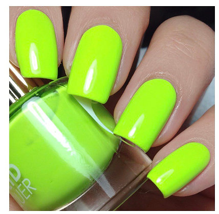 """Con Limon "" Floss Gloss Vegan Nail Polish"