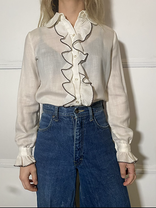 Elegant | vintage Button-up
