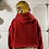 Thumbnail: Little red riding hood | Cropped sweater