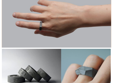 腕上的建築:水泥錶上廻旋的四度空間 The Architecture on the Wrist: The four-dimensional design of space
