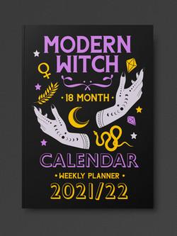 Moder Witch Calendar 2021 2022
