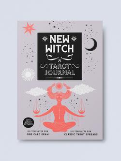 New Witch Tarot Journal
