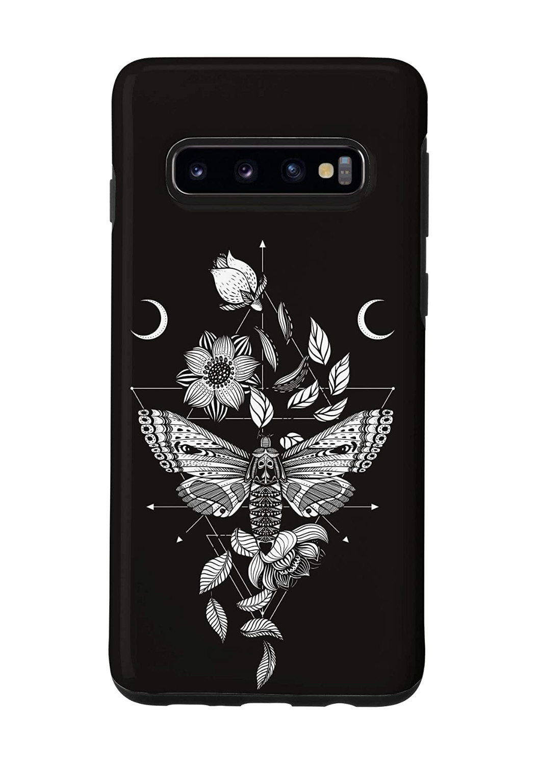 Witchy Moth Samsung Case