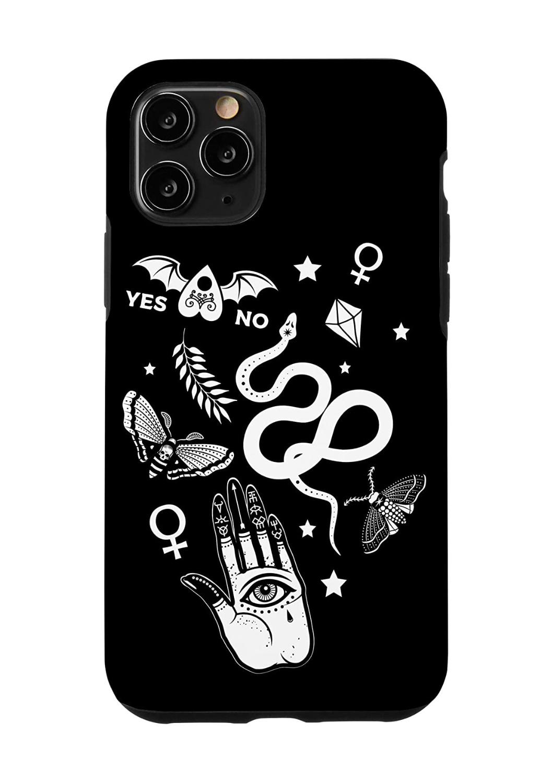 Witchy Symbols iPhone Case