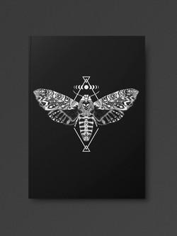Death Moth Notebook