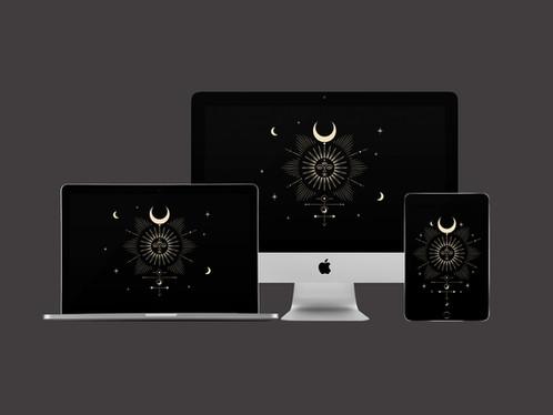 Celestial Wallpaper