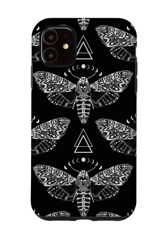 Death Moth iPhone Case