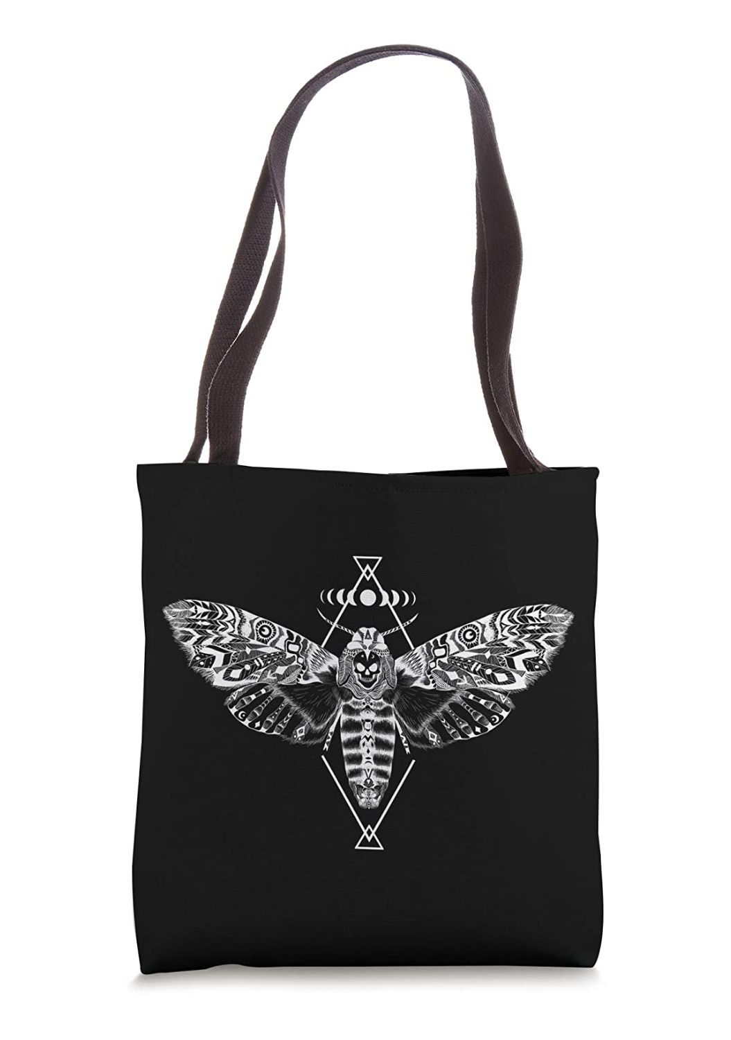 Death Moth Tote Bag
