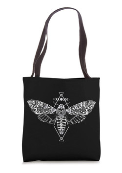 Death Moth Tote Bag