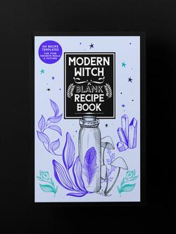 Modern Witch Recipe Book