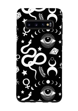 Witchy Pattern Samsung Case