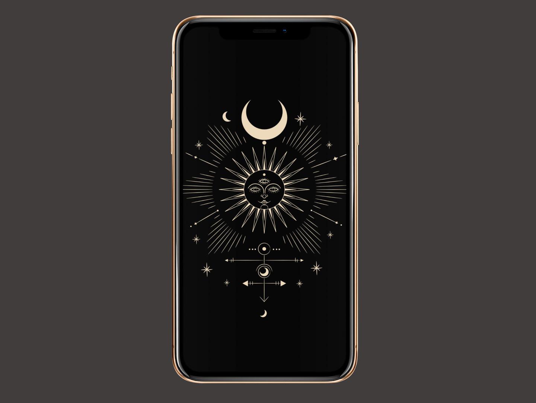 Celestial Phone Wallpaper