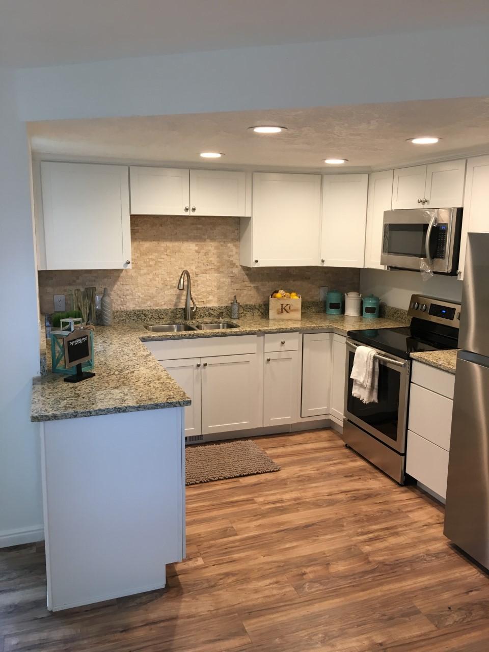 Kitchen Improvement Project