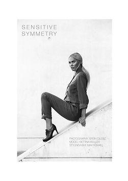 fahshion fotografie werbung symetrisch