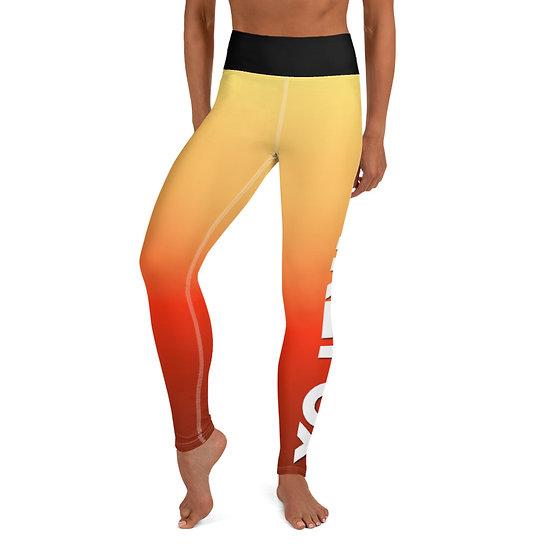 Paulina 'FireFox' Granados Yoga Leggings