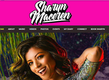 Welcome to my new website!