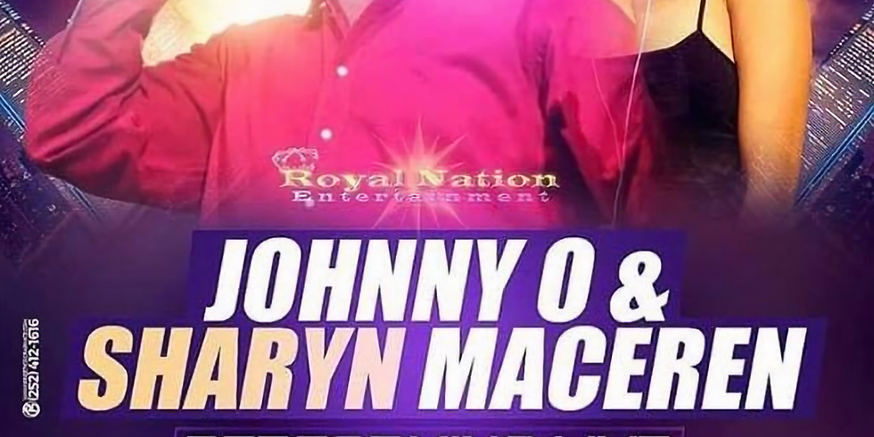 Johnny O and Sharyn Maceren