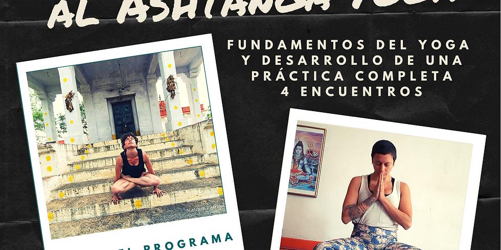 Curso de introducción al ashtanga yoga