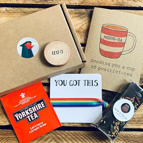 Positivi-tea gift box