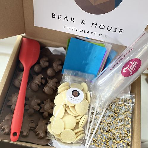 Children's Chocolate Making Kit