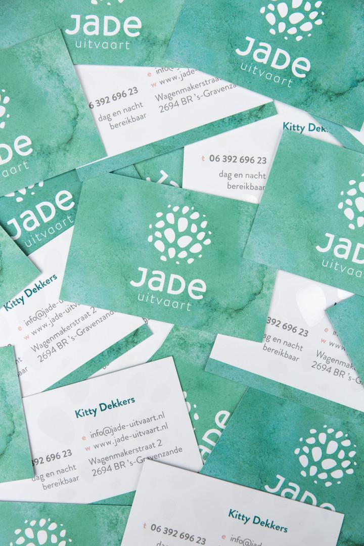 Jade uitvaart