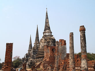 Canva - Ayutthaya Historical Park , Ayut