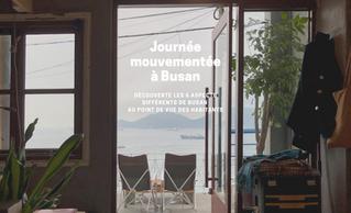 Journée mouvementée à Busan
