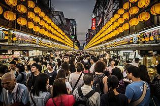Canva - Crowded Night Market of Taiwan.j