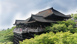 Canva - Japanese Temple in the Mountains