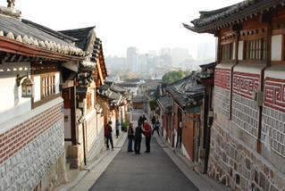 Maison Architecturale Hanok de Bukcheon