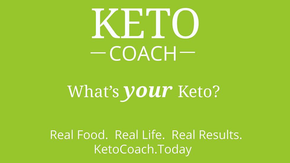 Keto Coach Renewal Services