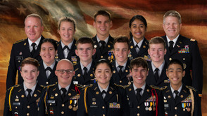 Congratulations To Our Graduating Senior Cadets -- We Will Miss You