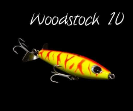 Borboleta Woodstock 10