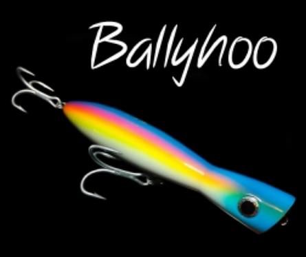 Borboleta Ballyhoo