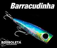 Borboleta Barracudinha (NEW)