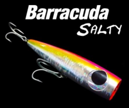 Borboleta Barracuda Salty