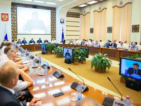 Всероссийский семинар-совещание «Этапы и перспективы развития органов гостехнадзора»