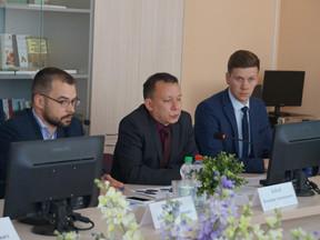 Стратегическая сессия по вопросам развития цифровизации агропромышленного комплекса и лесного хозяйс