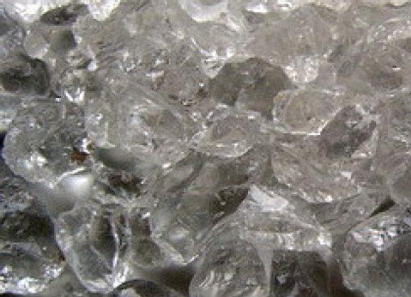 Glasgranulat klar, ca. 10-20mm/20 kg