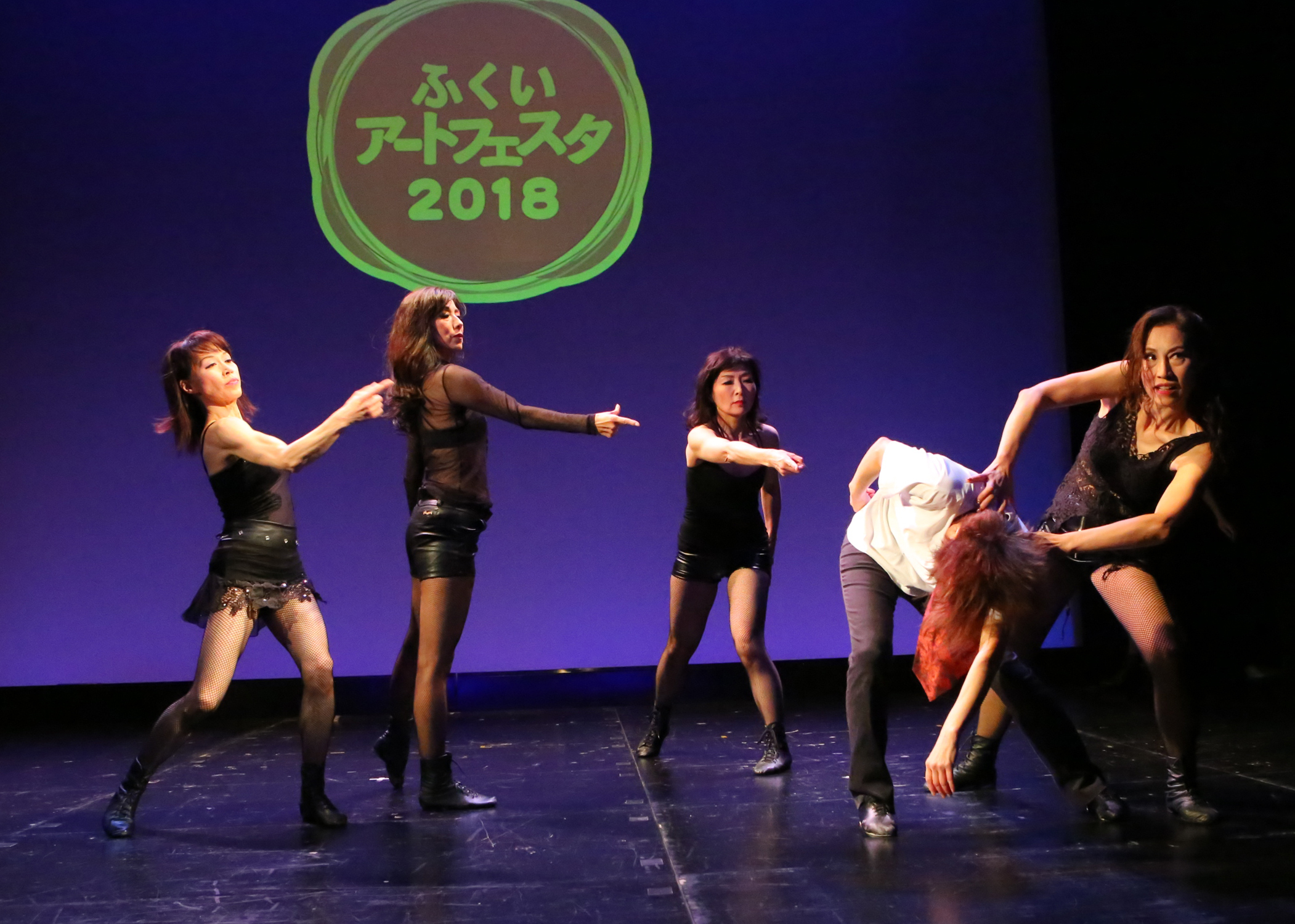 2018 Cell Block Tango