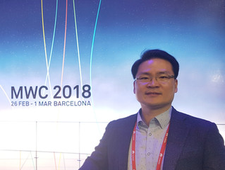 Global PD attended MWC2018